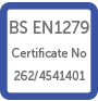 BS EN1279 Accreditation