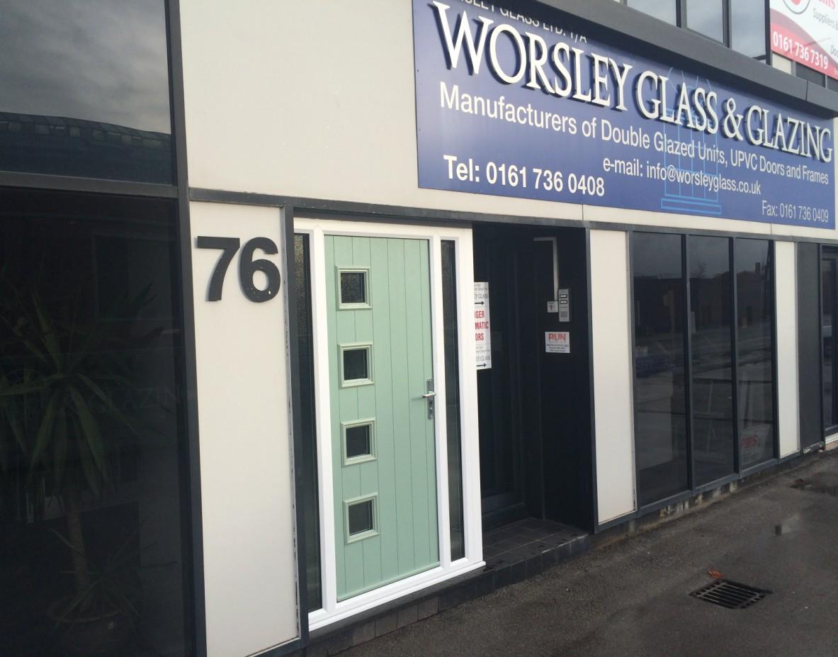 Worsley Glass & Windows   Composite Doors
