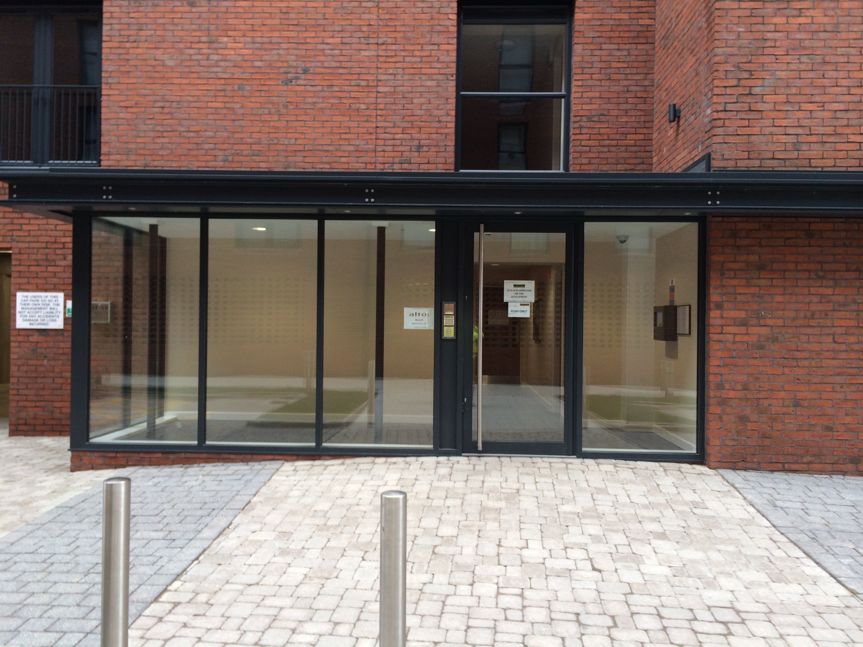 Sillavan Way - Entrance Pods