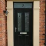 Ludlow Style Composite Door